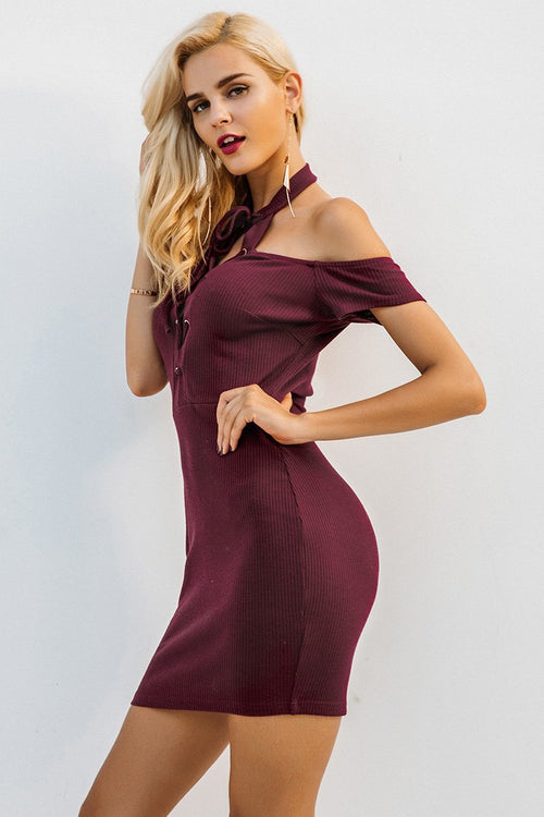 Perla - Bodycon Dress - Divinae