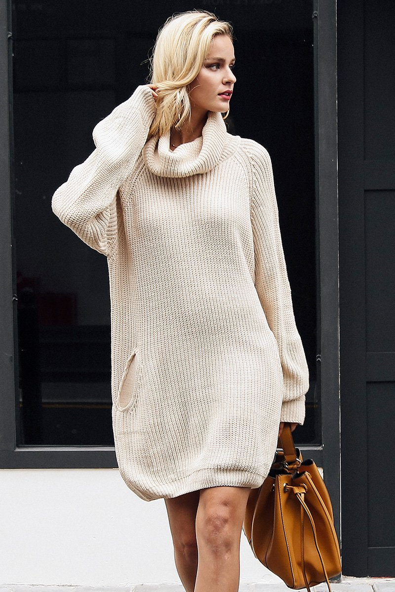 Felecia - Dress Sweater - Divinae