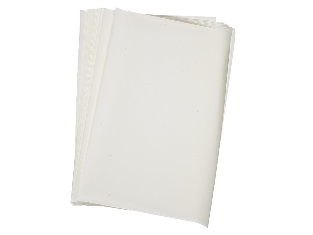 "Transfer Paper A4 White, 210mm x 297mm, 8.27"" X 11.69"" (20 sheets)"
