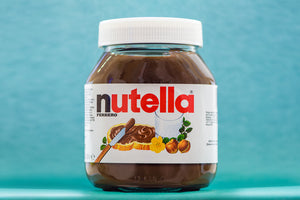 3kg Giant Nutella Tub