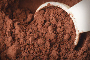 Dark Luxury Hot Chocolate Powder