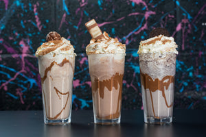 Chocolate Bar Shakes
