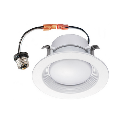 75w Equivalent - LED 4'' Down Light, 10w, 120VAC, IP61, 120 degree, Dimmable, 3000K / 4000K / 5000K - Global Lumen