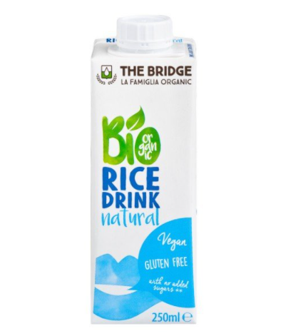 The Bridge 有機米奶 250ml