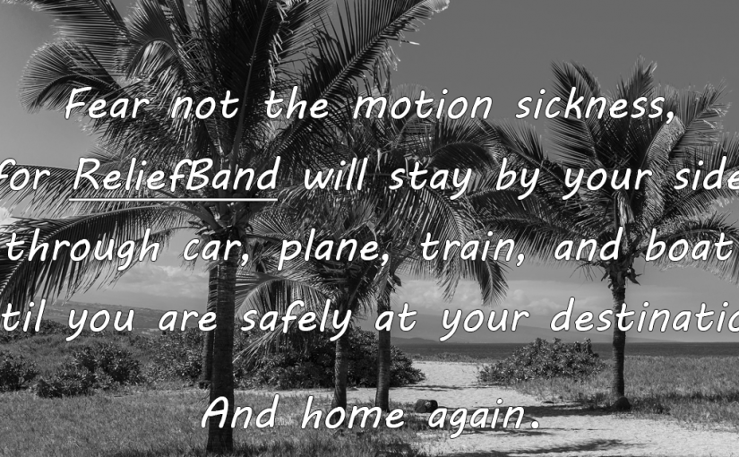 ReliefBand – By Your Side All The Way.
