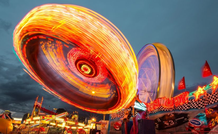 Crazy Carnival Rides
