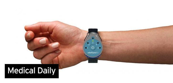 Medicaldaily.com – Reliefband Is A Wearable Device Aimed At Fighting Nausea Caused By Motion, Morning Sickness