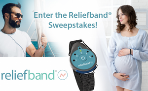 ReliefBand Sweepstakes!