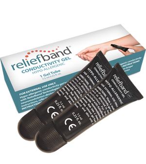 RELIEFBAND® CONDUCTIVITY GEL - Infusystem Special Offer ( 2 Gel Tubes)