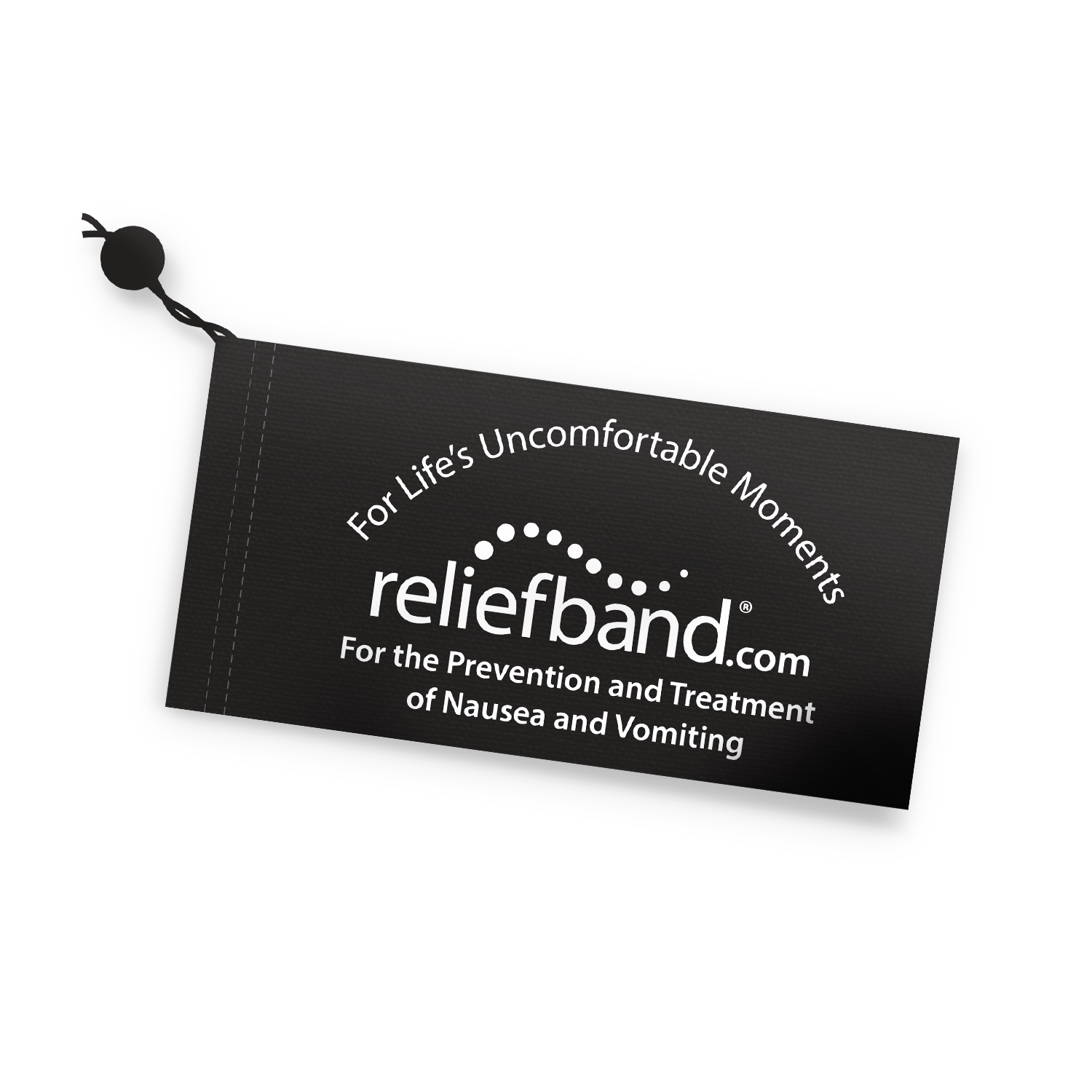 Reliefband® Microfiber Carrying Pouch