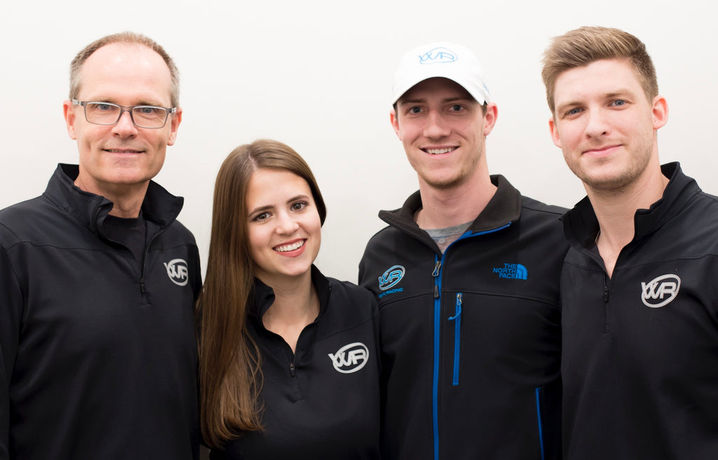 WR Performance Products Team