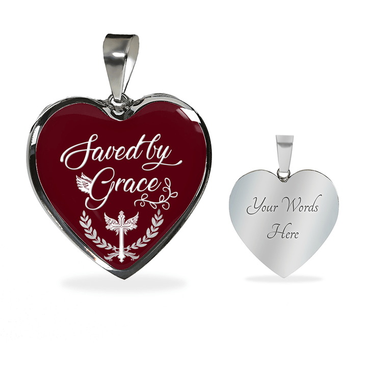 Save By Grace Necklace / Bangle