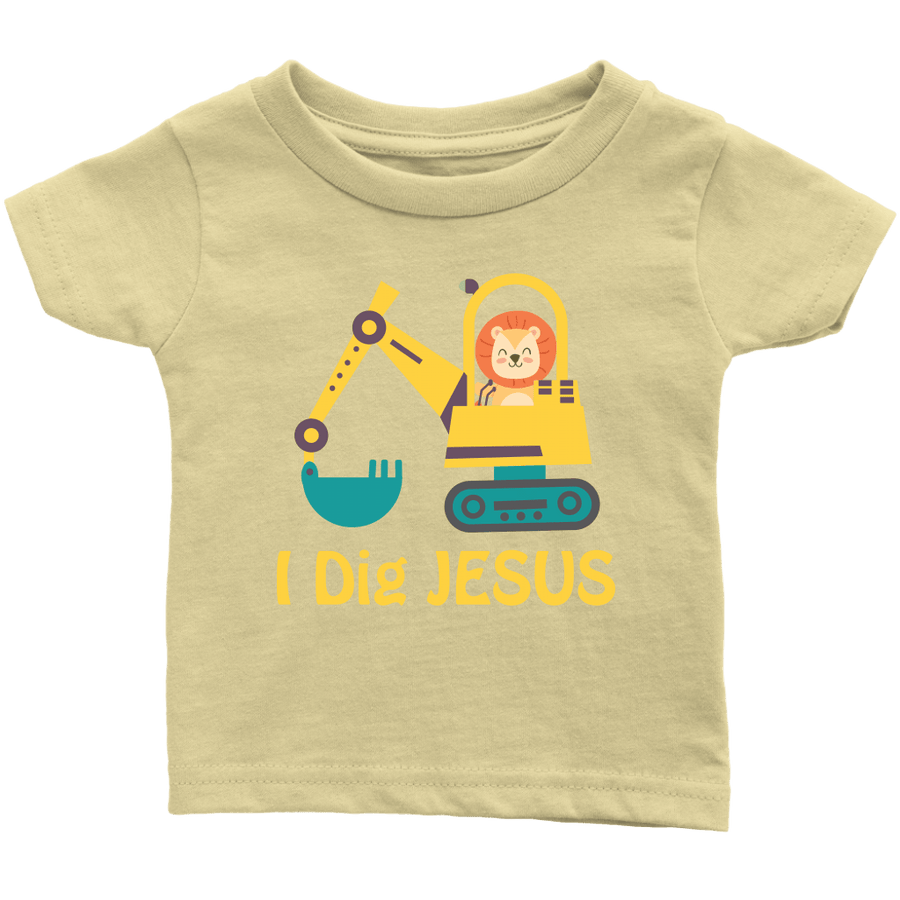 I Dig Jesus Youth/Toddler/Baby T-shirt