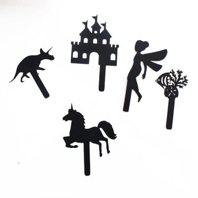 Multi Selection of Shadow Puppets