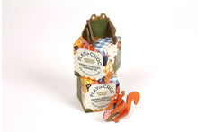 PLAYin CHOC kids woodland animals - Organic Dairy Free Chocolate and Surprise Toy