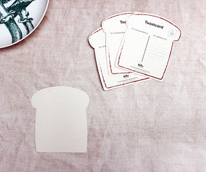 Pack of 3 Toastcards