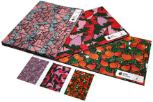 Vivid Bundle (Tents, Strawberries & Tomatoes) by Emily Chapman - 3 sheets / 3 tags