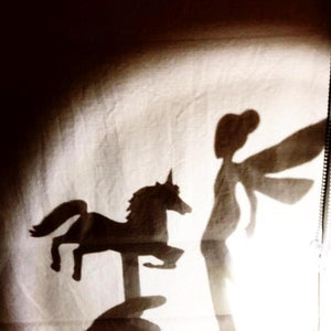 Fairytale Shadow Puppets - Eco Friendly Stocking Filler