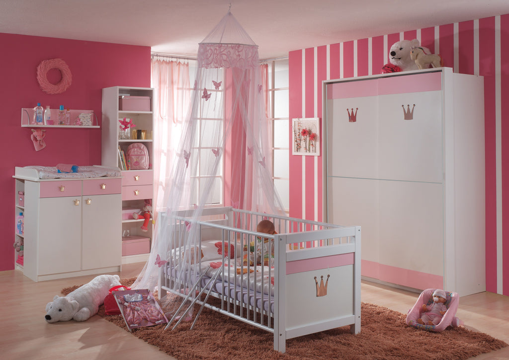 c7e43edc0 Complete Cindy Nursery Bedroom Set - 3 Set Options – Wimex UK