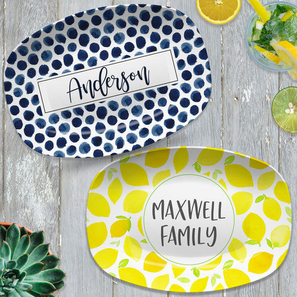 Pick Your Pattern Custom Platter