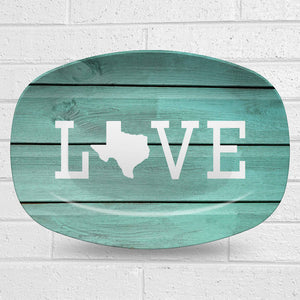 Love Your State Platter Collection | Love or Home Design