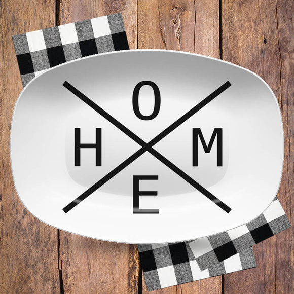 Home • Love • Farm Platter | 4 Designs | Custom Personalized Platter