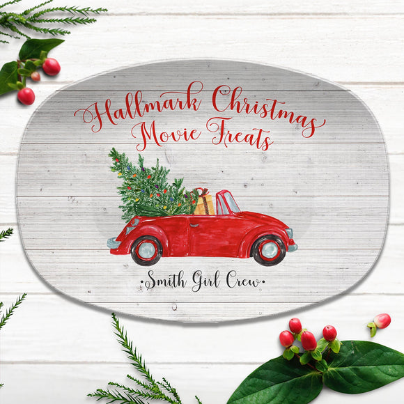 Hallmark Christmas Movie Treats | Personalized Platters