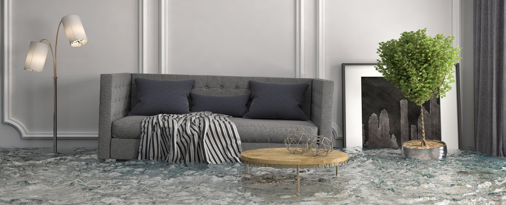 Rain, Rain, Go Away: Salvage Your Furnishings After a Flood