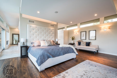 Design Services Bedroom remodel