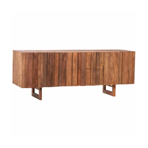 Jasmine recycled acacia wood sideboard