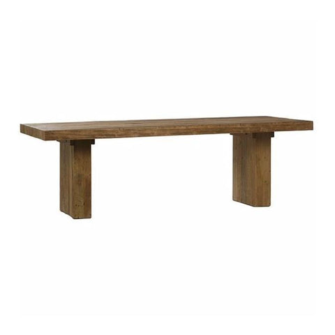 Leonard Dining Table wood brown dining-room