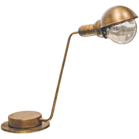 Vera table lamp antique gold