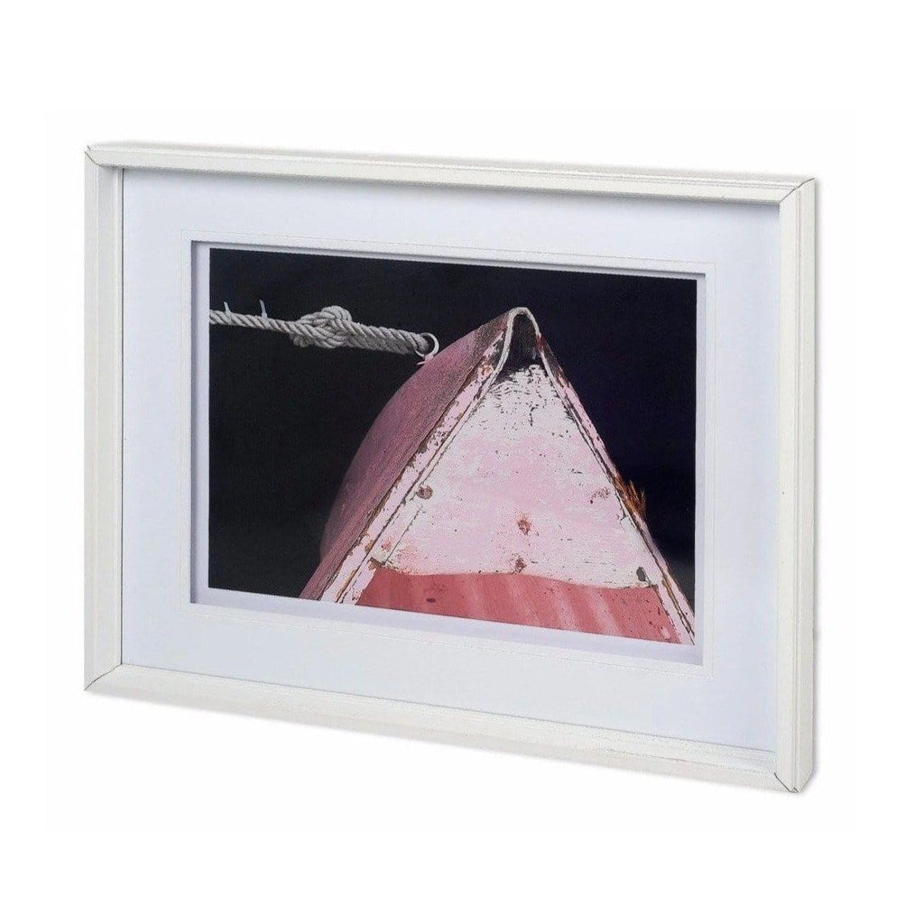 Pink sail wall art