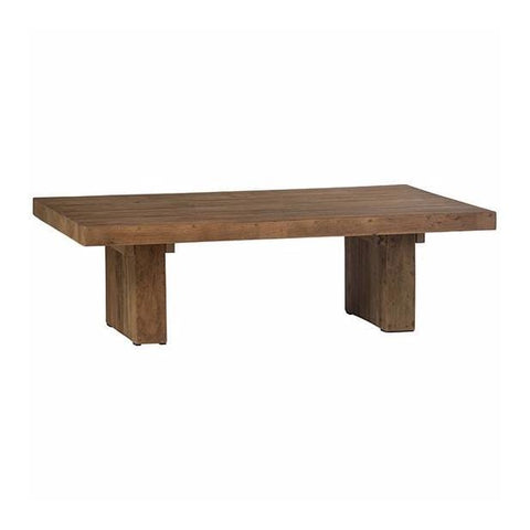 Paloma Coffee Table brown wood living room