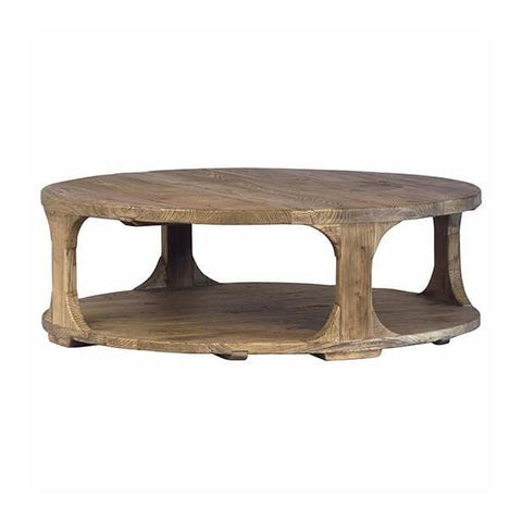 Tillock Coffee Table wood reclaimed brown