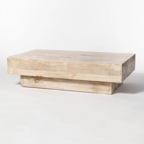 Pismo Coffee Table mango wood