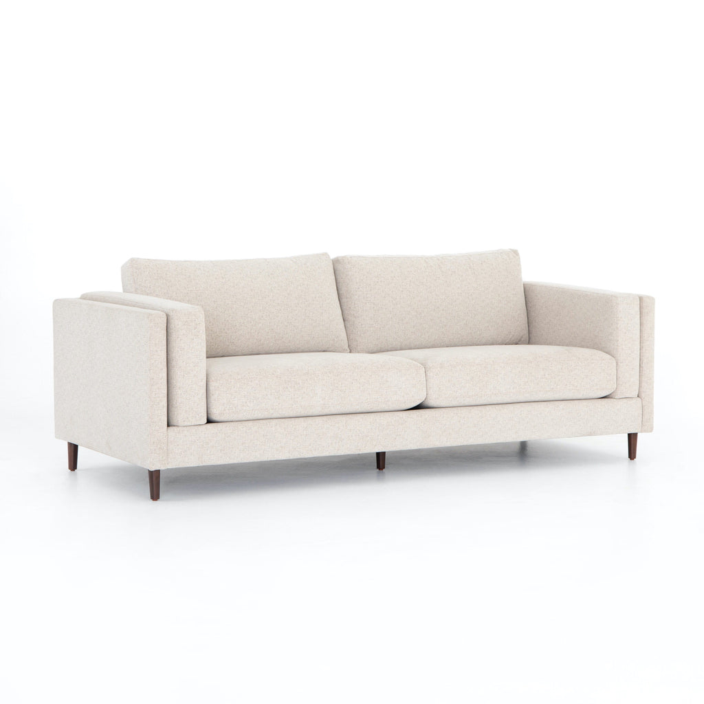 Arianna Sofa performance fabric wood