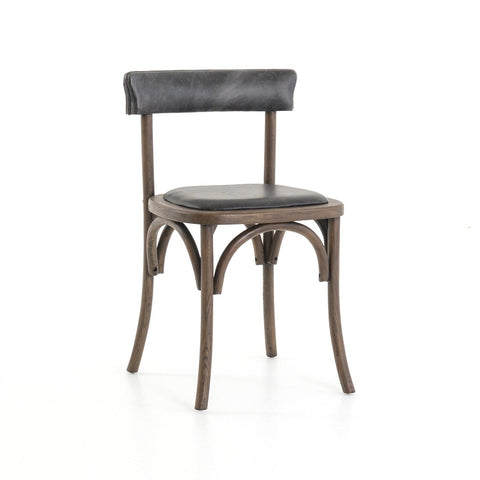 Carlie leather nettlewood Bistro Chair