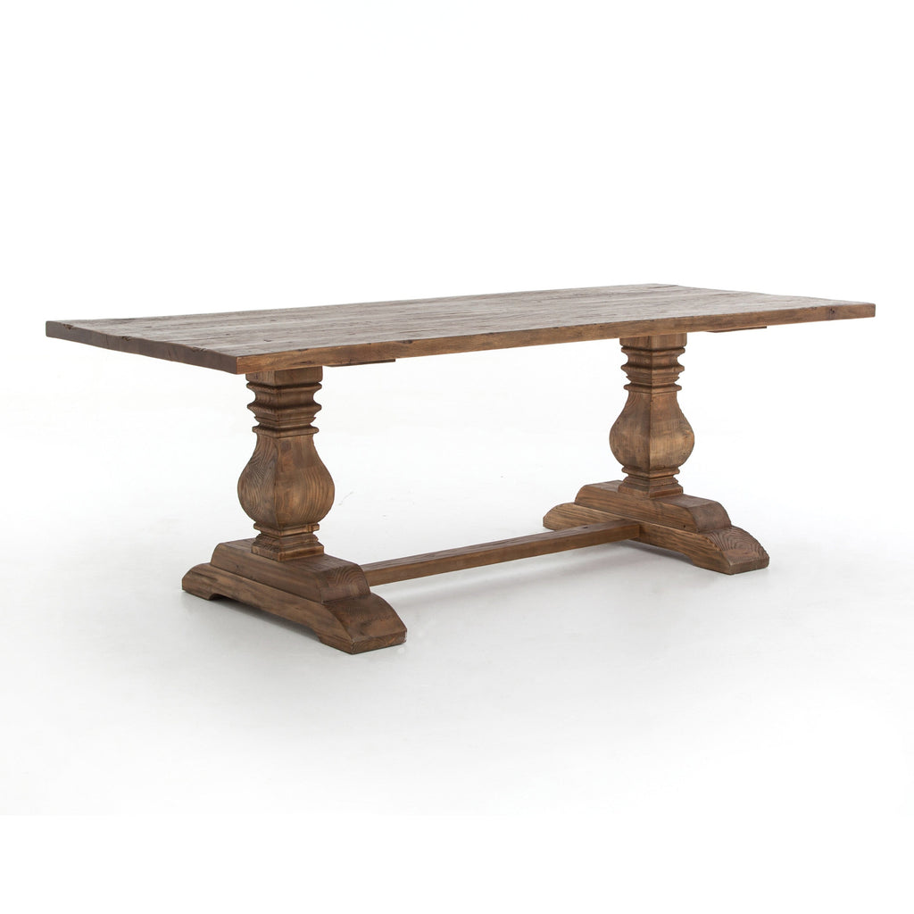 Allison Trestle Dining Table