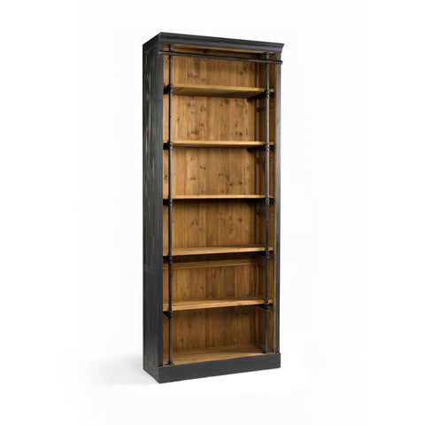 Edward Bookcase matte black