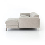 Luna Sectional + Right Chaise