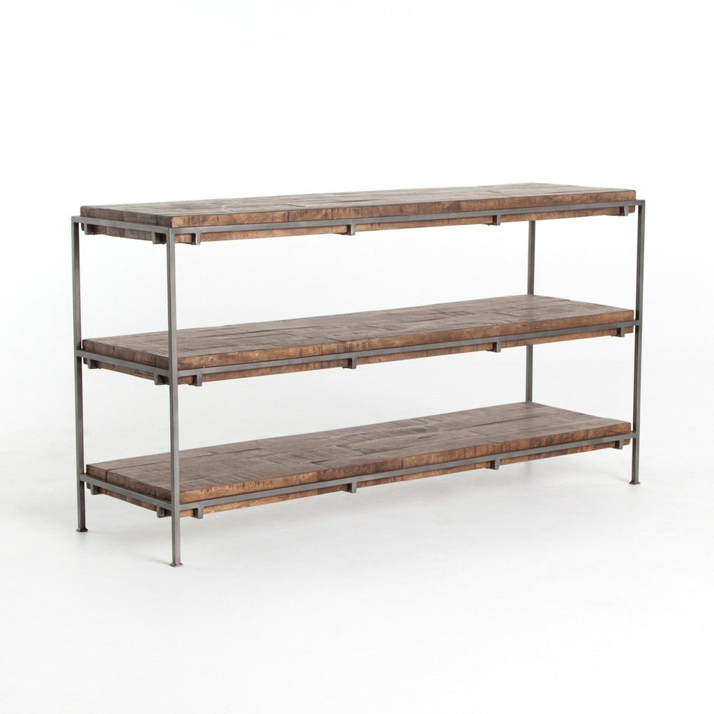 jensen bookshelf mango wood