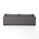 Wilcox Sofa Feathered Grey Backview