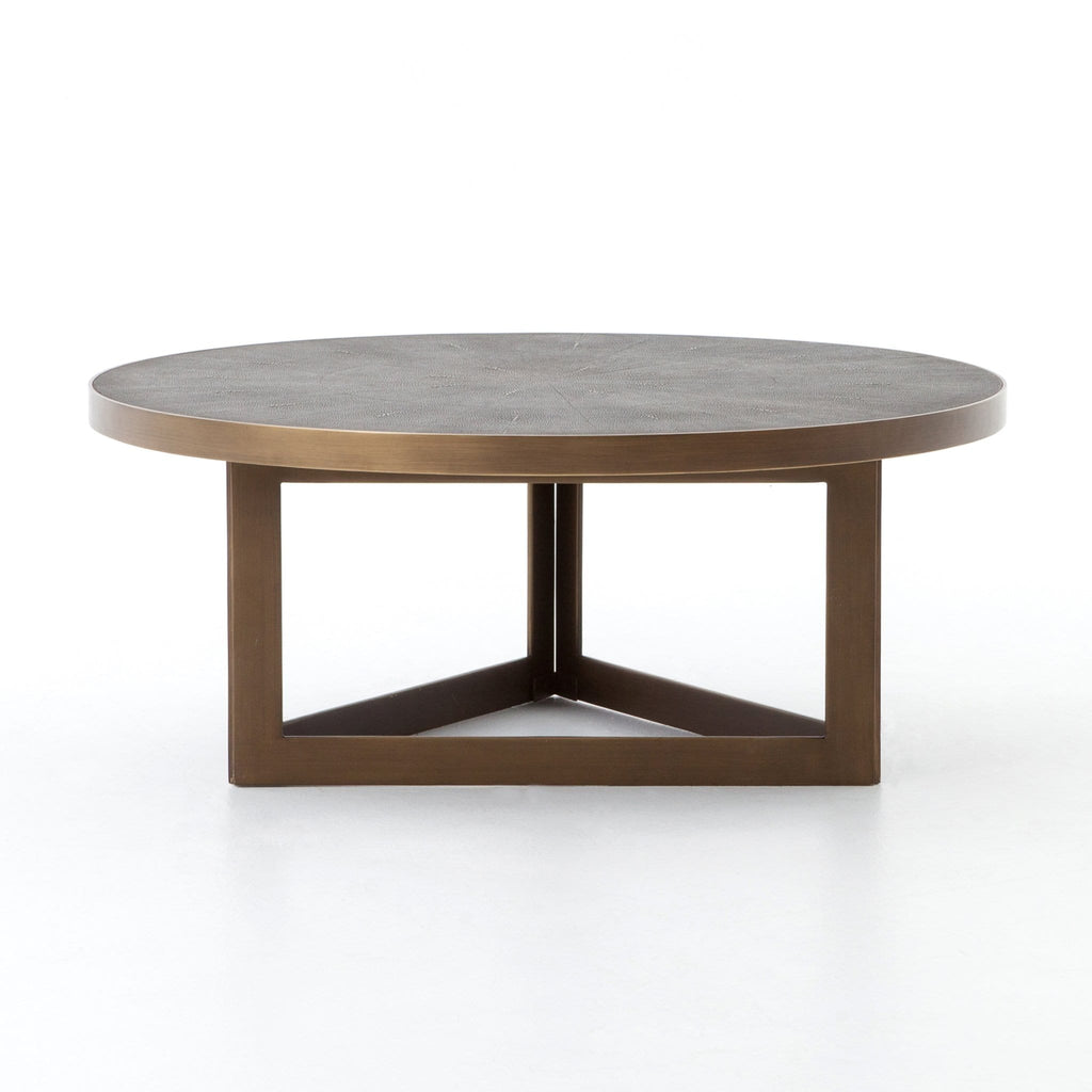Gena Round Coffee Table