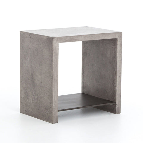 Harris Concrete End Table