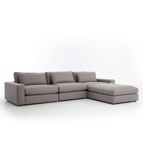 Bryant 3 Piece Sectional w/Ottoman