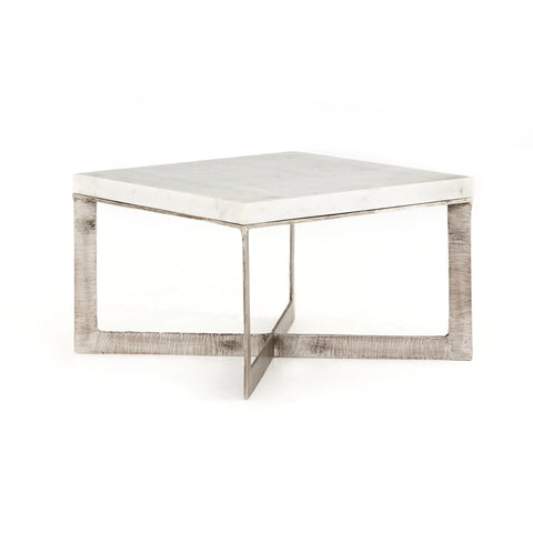 Cami Bunching Table aluminum marble
