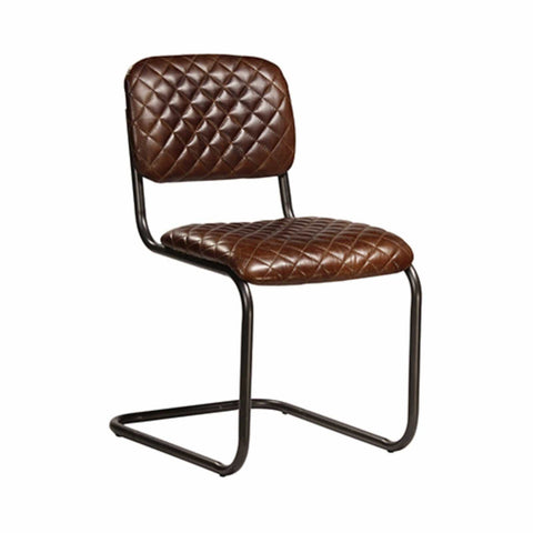 Damien Leather Dining Chair