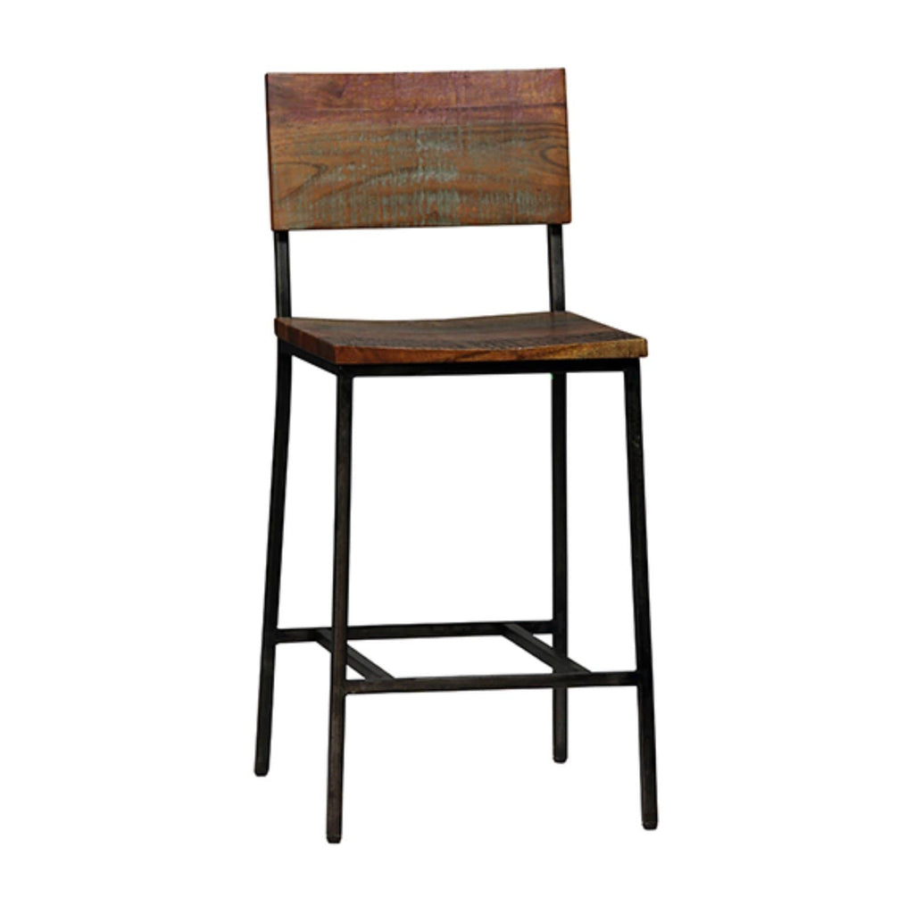 Timber Bar + Counter Stool