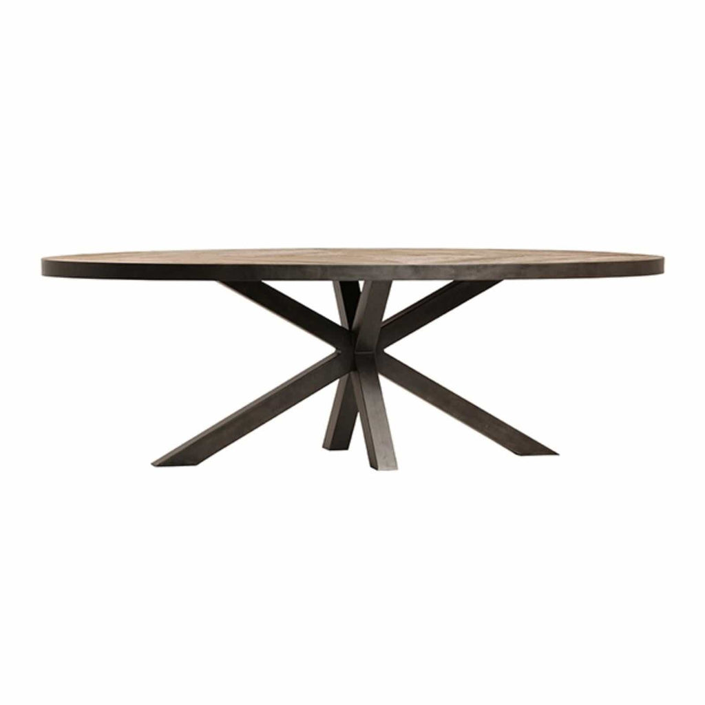 Kaine Oval Dining Table 94""